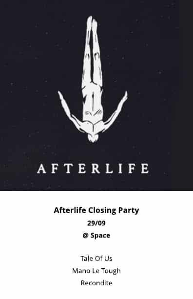 ibiza closing parties