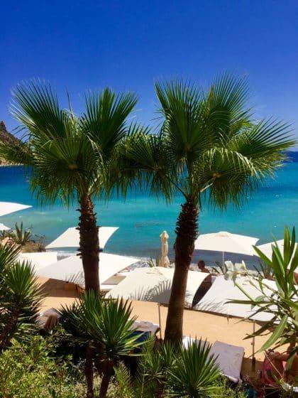 Amante Beach Club em Ibiza