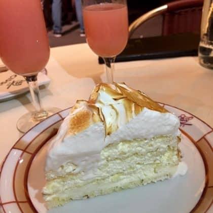 Onde comer em Ibiza - Vanilla Meringue Cake