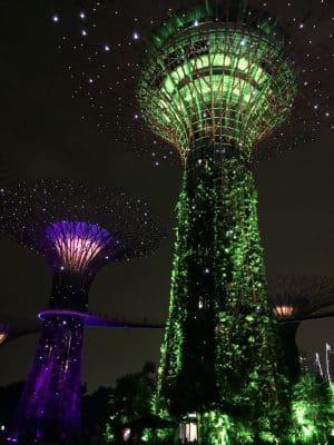 SuperTreeGrove em Singapura