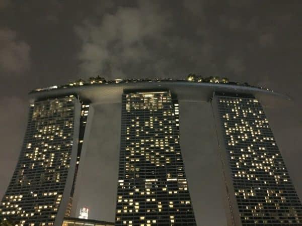 Bar Ce La Vi, Singapura