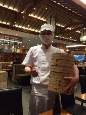 Restaurante Din Tai Fung, em Singapura