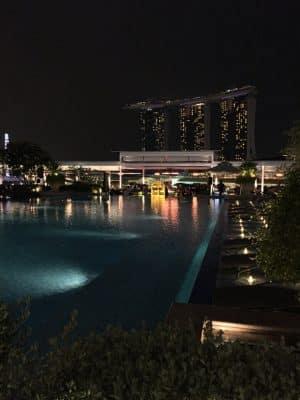 Rooftop The Lantern, em Singapura