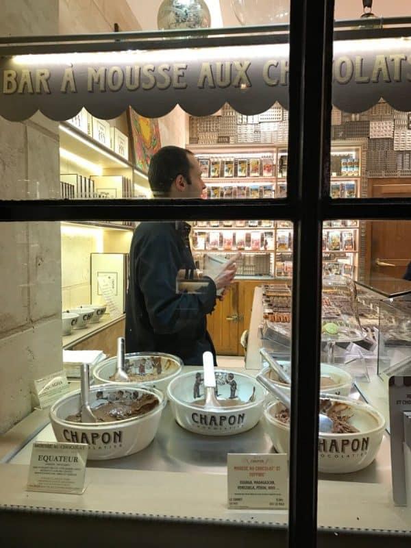 Chocolatier Chapon - As Melhores Padarias e Confeitarias de Paris