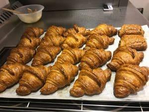 Croissants no Ritz Escoffier - Aula de Culinária em Paris