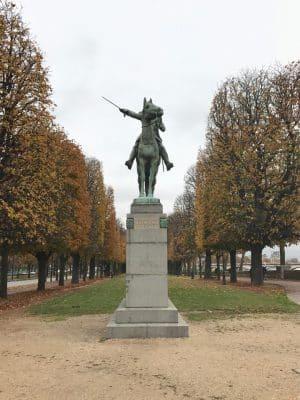 Pont Alexandre III, em Paris, França