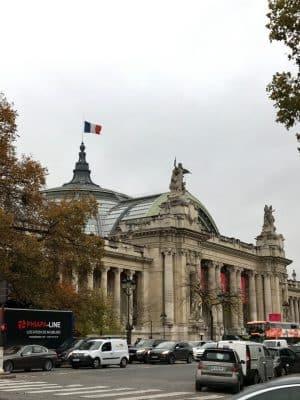 Mini Palais, bar e restaurante em Paris, França
