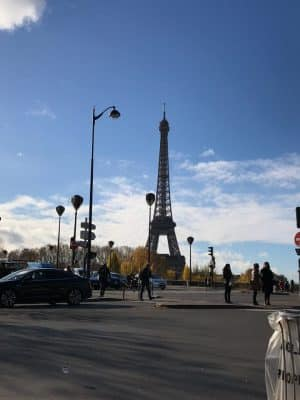 Caminhando por Paris