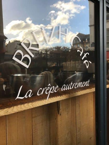 Breizh Café - Paris, França