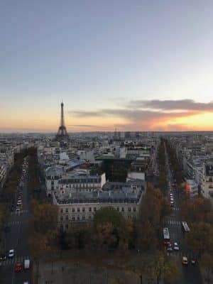 Arc de Triomphe - Paris, França
