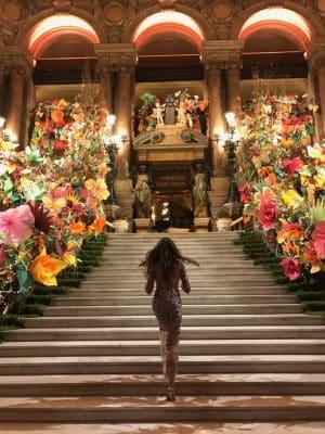 Casamento no Palais Garnier, a famosa Ópera de Paris