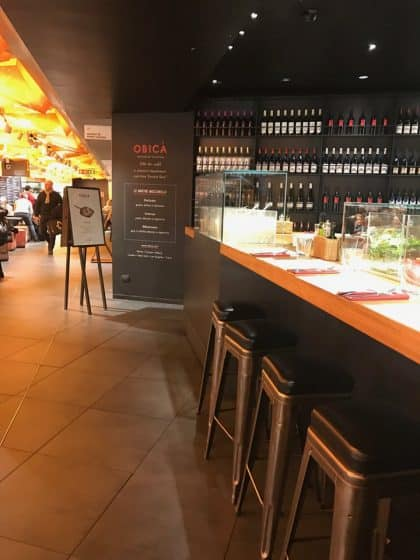 Onde comer em Milão - Obicà Mozzarella Bar