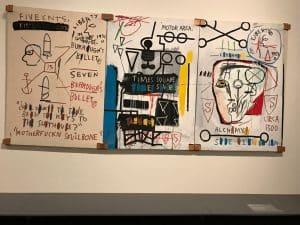 Exposição de Jean-Michel Basquiat no MUDEC - Milão