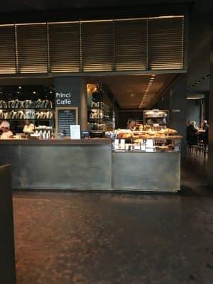 Princi Café - Milão, Itália