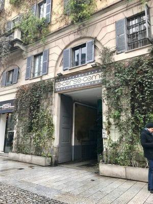 Corso Como - Milão, Itália