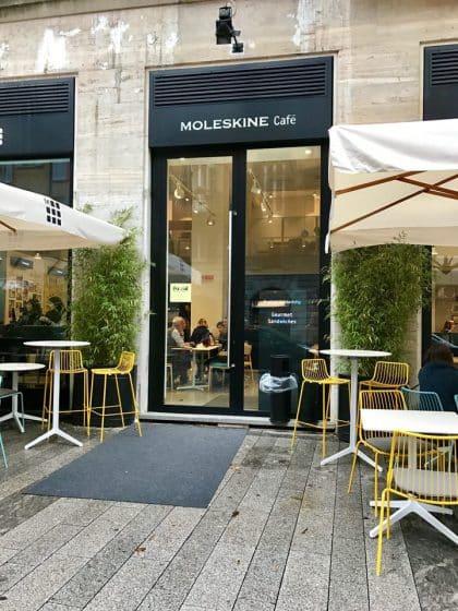 Moleskine - Milão, Itália