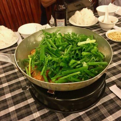Onde comer em Hanoi, Cha Ca Lahn Vu