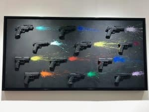 Spectrum e Red Dot - Art Basel, Miami