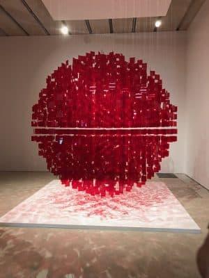"""Exposição """"Form Into Actio"""", no Pérez Art Museum Miami (PAMM)"""