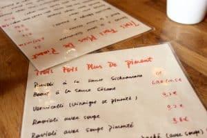 Onde comer em Paris - Trois Fois du Piment