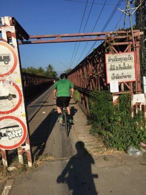 Passeios em Luang Prabang, Mekong River, no Laos