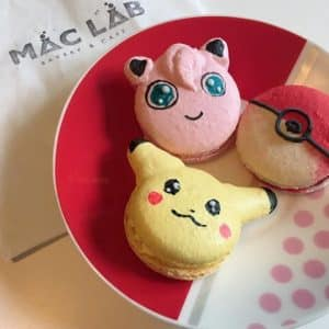 Macarons @ Mac Lab Bakery