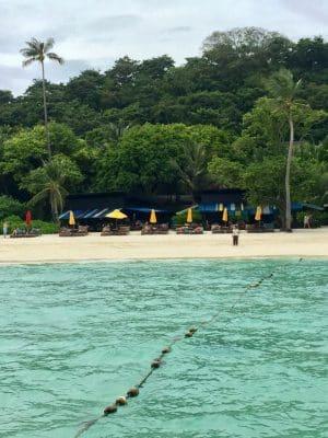 Passeios em Phi Phi, Laem Tong Beach, Tailândia