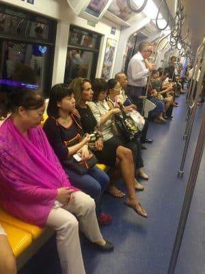 O transporte em Bangkok, SkyTrain, Tailândia