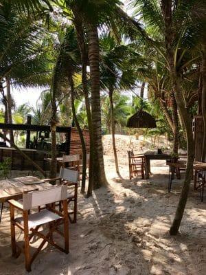 Onde comer em Tulum - Restaurante Be Tulum, México