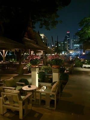 SPA do The Peninsula em Bangkok, Tailândia