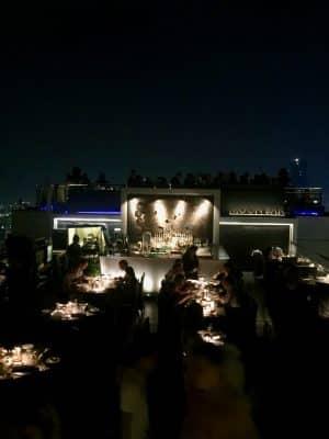 Sirocco & Sky Bar, no Lebua Hotel em Bangkok