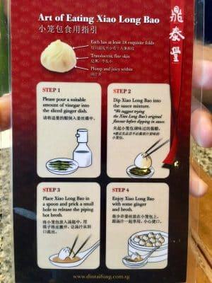 Onde comer em Bangkok, Din Tai Fung, Tailândia