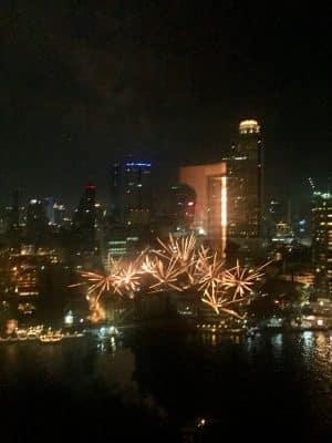 The Peninsula em Bangkok, Tailândia