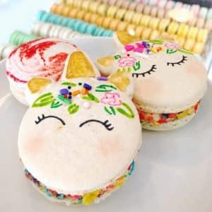Mac Lab Bakery - Unicorn Macaron
