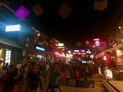 Onde curtir a noite em Siem Reap, Night Market, Camboja