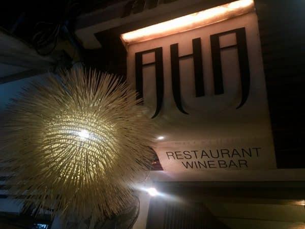 Onde comer em Siem Reap, A-Ha, Camboja