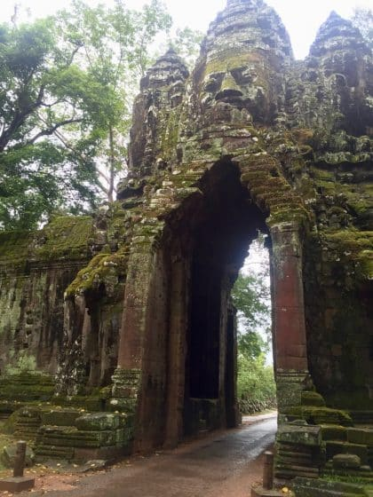 Angkor World Heritage, Império Khmer, Siem Reap, Camboja