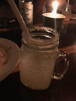 Drink da Hartwood, Tulum, México