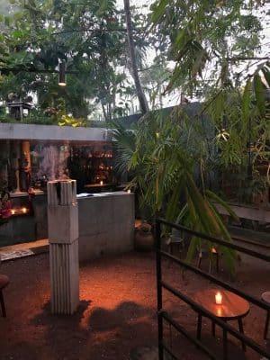 Onde comer em Tulum - Restaurante Casa Jaguar, México