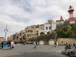 Jaffa, bairro de Tel-Aviv, Israel