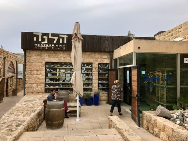 Restaurante Helena, em Tel-Aviv, Israel