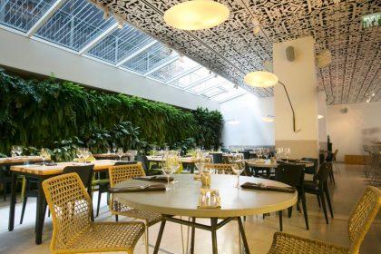 Mashya, restaurante em Tel-Aviv, Israel