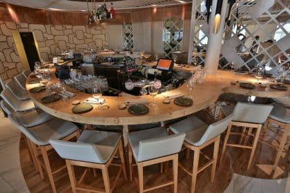 Restaurante Tyo, em Tel-Aviv, Israel
