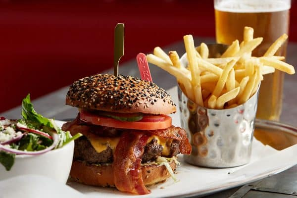 Onde Comer em Londres - Burger and Lobster