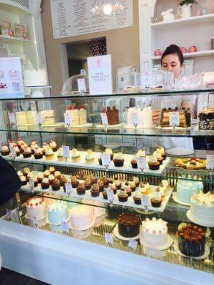 Belgravia, Londres - Peggy Porschen Cakes