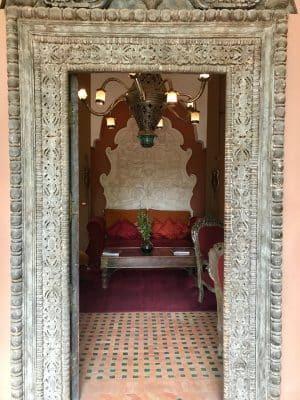 Imlil, Marrocos - Hotel Kasbah Tamadot