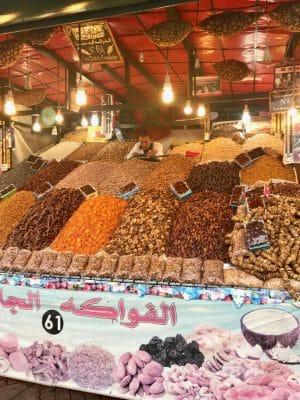 Jemaa el Fnaa - Marrakech, Marrocos