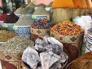 Medina - Marrakech. Marrocos