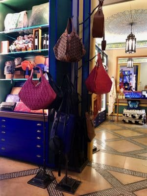 Boutique Majorelle - Marrakech. Marrocos