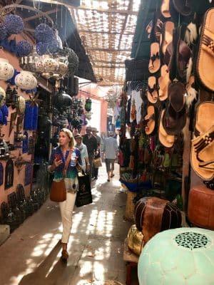 Medina Souks - Marrakech, Marrocos